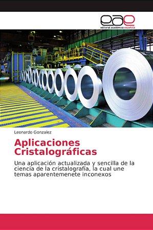 Aplicaciones Cristalográficas