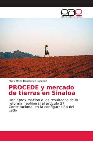 PROCEDE y mercado de tierras en Sinaloa
