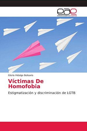 Víctimas De Homofobia