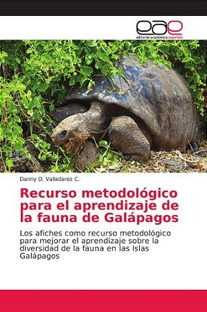 Recurso metodológico para el aprendizaje de la fauna de Galá