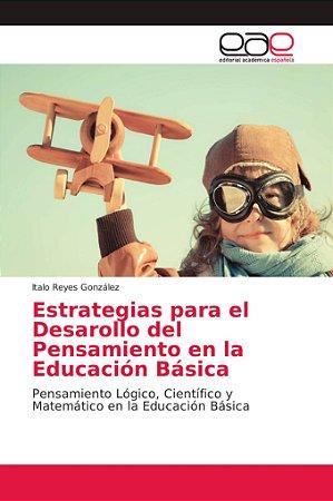 Estrategias para el Desarollo del Pensamiento en la Educació