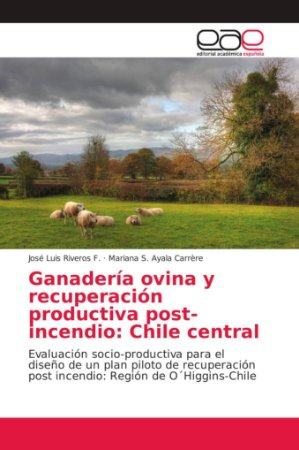 Ganadería ovina y recuperación productiva post-incendio: Chi
