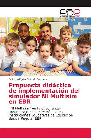 Propuesta didáctica de implementación del simulador NI Multi
