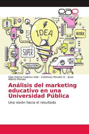 Análisis del marketing educativo en una Universidad Pública