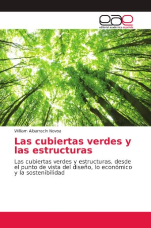 Las cubiertas verdes y las estructuras