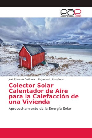 Colector Solar Calentador de Aire para la Calefacción de una