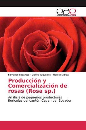 Producción y Comercialización de rosas (Rosa sp.)