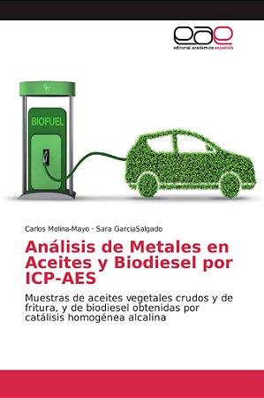 Análisis de Metales en Aceites y Biodiesel por ICP-AES