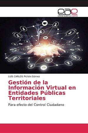 Gestión de la Información Virtual en Entidades Públicas Terr
