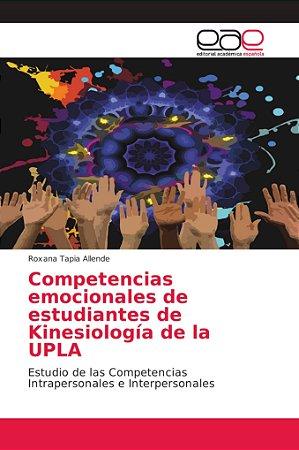 Competencias emocionales de estudiantes de Kinesiología de l