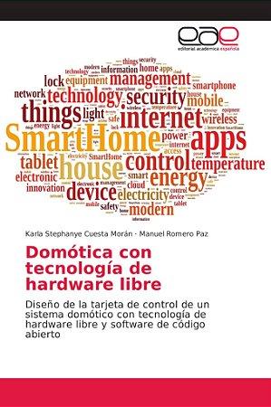 Domótica con tecnología de hardware libre
