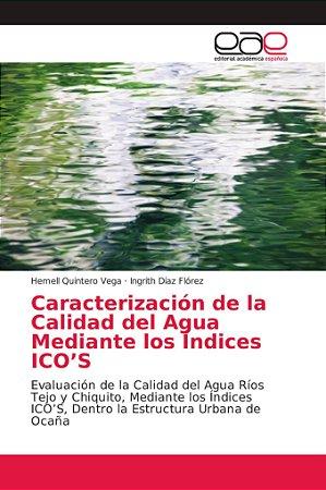 Caracterización de la Calidad del Agua Mediante los Índices