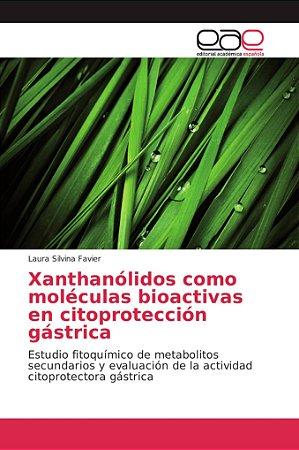 Xanthanólidos como moléculas bioactivas en citoprotección gá