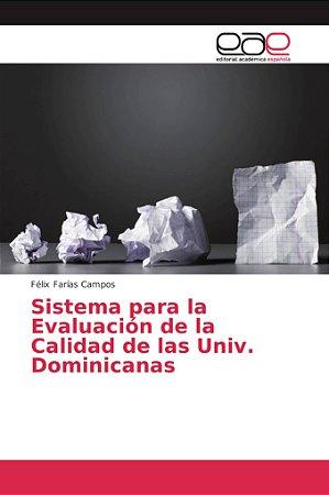 Sistema para la Evaluación de la Calidad de las Univ. Domini