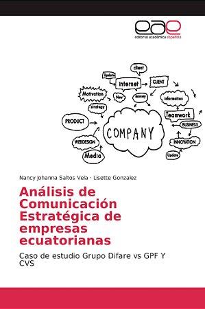 Análisis de Comunicación Estratégica de empresas ecuatoriana