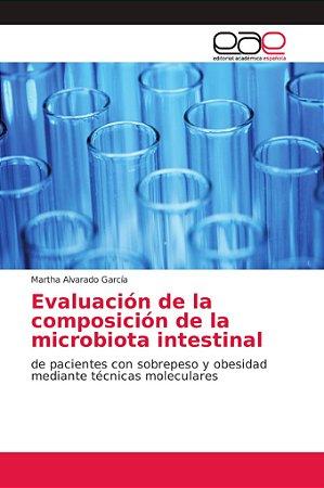 Evaluación de la composición de la microbiota intestinal