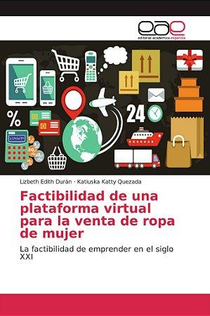 Factibilidad de una plataforma virtual para la venta de ropa