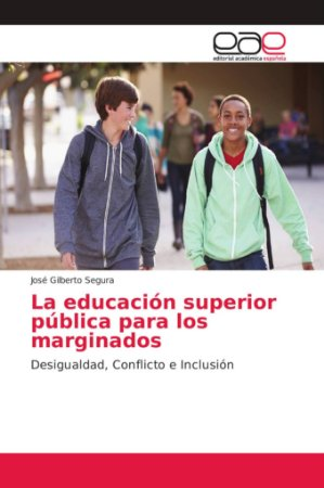 La educación superior pública para los marginados