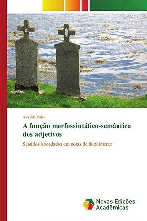 A função morfossintático-semântica dos adjetivos