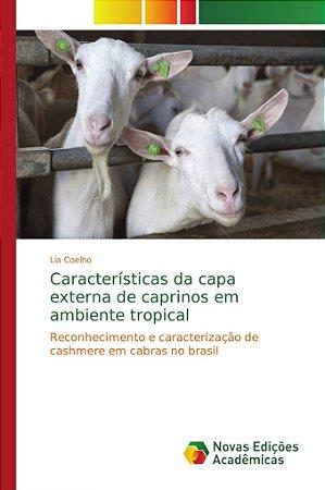 Características da capa externa de caprinos em ambiente trop