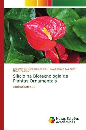 Silício na Biotecnologia de Plantas Ornamentais