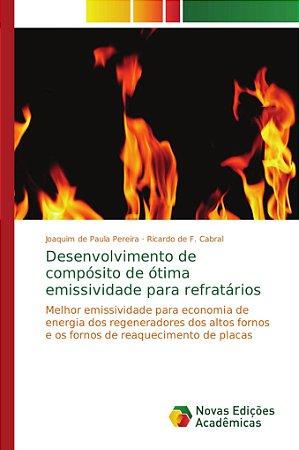 Desenvolvimento de compósito de ótima emissividade para refr