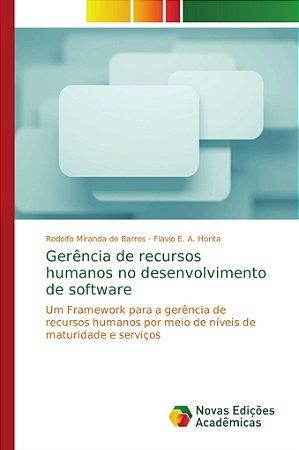 Gerência de recursos humanos no desenvolvimento de software