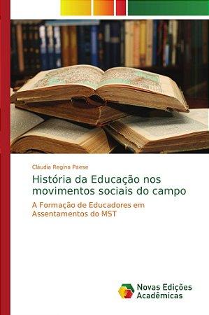 História da Educação nos movimentos sociais do campo
