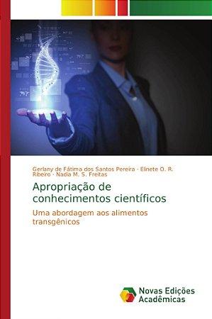 Apropriação de conhecimentos científicos