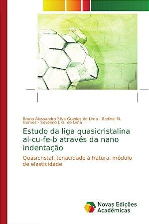 Estudo da liga quasicristalina al-cu-fe-b através da nano in
