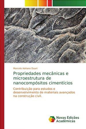 Propriedades mecânicas e microestrutura de nanocompósitos ci