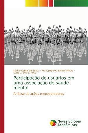 Participação de usuários em uma associação de saúde mental