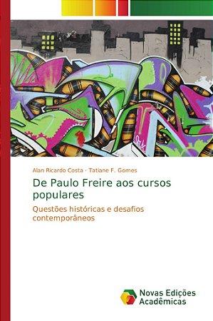 De Paulo Freire aos cursos populares