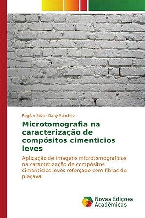 Microtomografia na caracterização de compósitos cimenticios