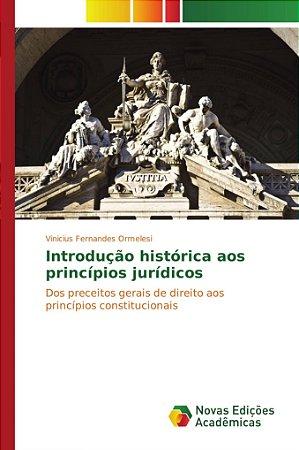 Introdução histórica aos princípios jurídicos