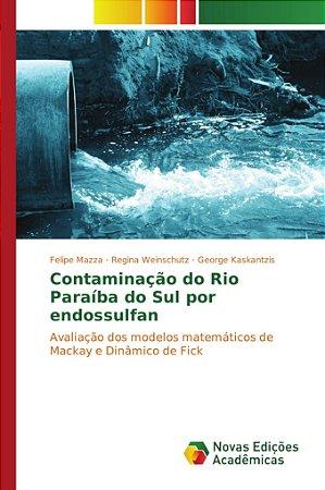 Contaminação do Rio Paraíba do Sul por endossulfan