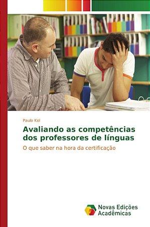 Avaliando as competências dos professores de línguas