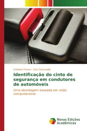 Identificação do cinto de segurança em condutores de automóv