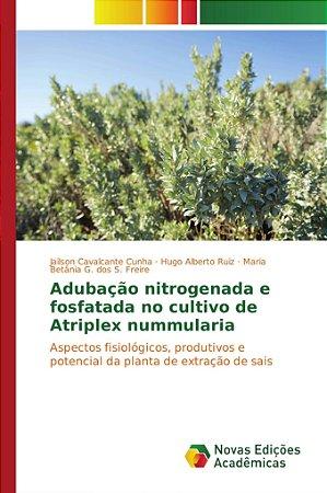 Adubação nitrogenada e fosfatada no cultivo de Atriplex numm
