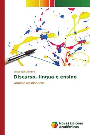 Discurso; língua e ensino