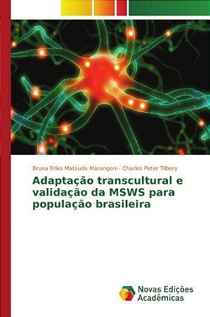 Adaptação transcultural e validação da MSWS para população b