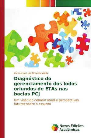 Diagnóstico do gerenciamento dos lodos oriundos de ETAs nas