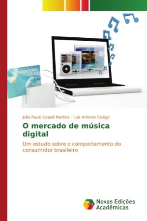 O mercado de música digital