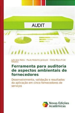 Ferramenta para auditoria de aspectos ambientais de forneced