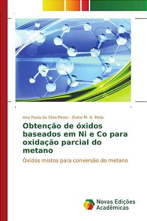 Obtenção de óxidos baseados em Ni e Co para oxidação parcial