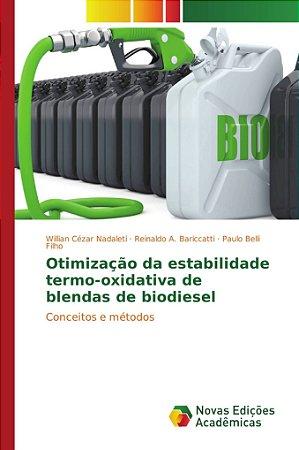 Otimização da estabilidade termo-oxidativa de blendas de bio