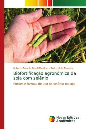 Biofortificação agronômica da soja com selênio