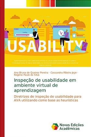 Inspeção de usabilidade em ambiente virtual de aprendizagem
