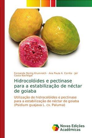 Hidrocolóides e pectinase para a estabilização de néctar de
