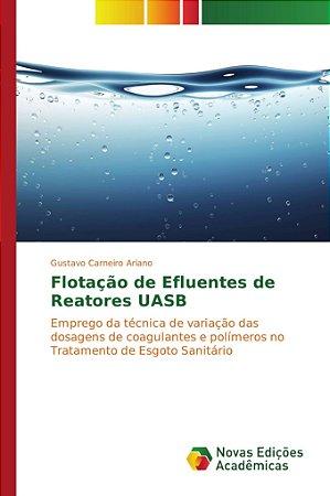 Flotação de Efluentes de Reatores UASB